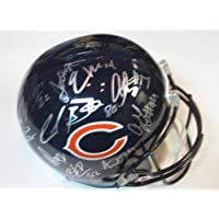 2012 Chicago Bears Team Signed Autographed Full Size Helmet Authentic Certified Coa