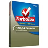 TurboTax Home & Business Federal + State + Federal efile 2009 ~ Intuit, Inc.
