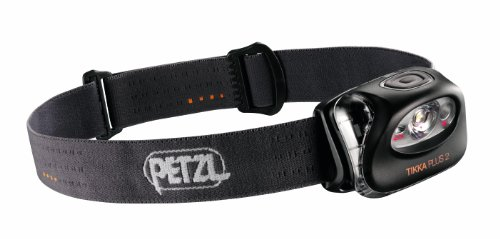 Petzl Tikka 2 Plus-Grey