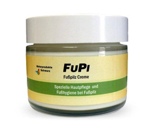 Fupi - Natural athlete's foot cream, 50 ml