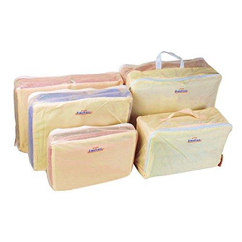 caribee-set-da-5-contenitori-per-valigia-trolley-organizzatore-per-vestiti-gli-organizzatori-per-bag