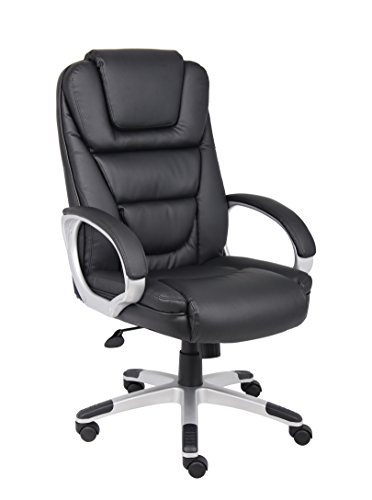 Boss Black Ergonomic Office Chair
