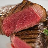 Bison 6 oz. Sirloin Steak (Case of 24) SHIPS FREE!