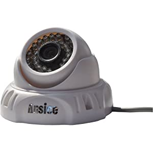 CCTV Dome Camera Security SONY138 1200TVLCCTV CMOS With IR-CUT IR Day Night 36 Infrared LEDs Home Surveillance camera