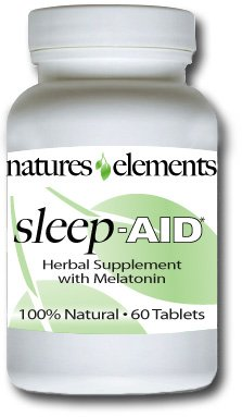 Sleep Aid - All Natural Sleep Aid with Valerian Root - Stay Asleep Longer - No Groggy Side Effects - Drug Free