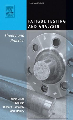 Fatigue Testing And Analysis: Theory And Practice