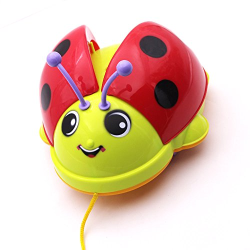Happytime Early Traning Ladybird Baby Toy front-11683