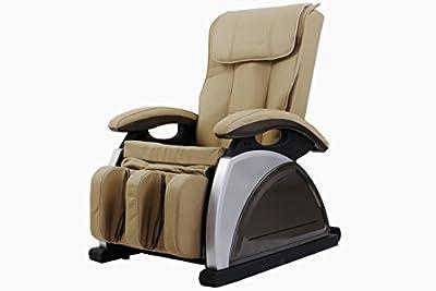 Electric Full Body Shiatsu Massage Chair Recliner Chair 0003