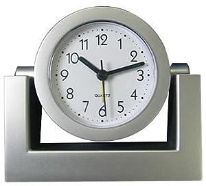 Hanslin Desk Top Swivel Alarm Clock Home