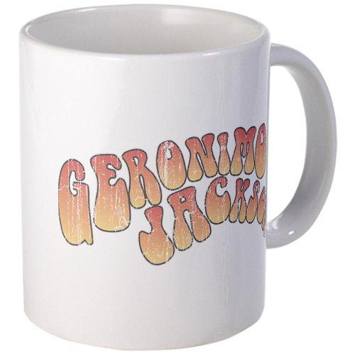 Cafepress Geronimo Jackson Mug - Standard