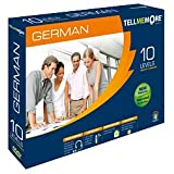 TELL ME MORE German v10 10 levels (PC DVD)by TELL ME MORE