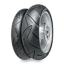 Continental Road Attack Tire Rear 160/60-17 ZR