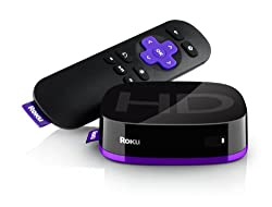Roku HD Streaming Player - Manufacturer Refurbished