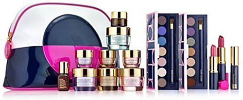estee-lauder-all-skin-care-and-makeup-7pcs-gift-set-150-value