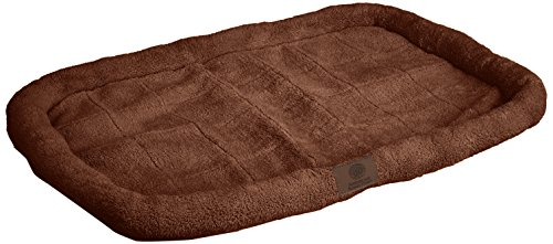American Kennel Club Crate Mat, 42 by 27-Inch, Brown