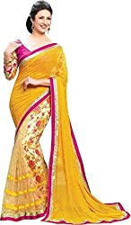 SONANI FASHION BOLLYWOOD DESIGNER EMBROIDRED SAREE