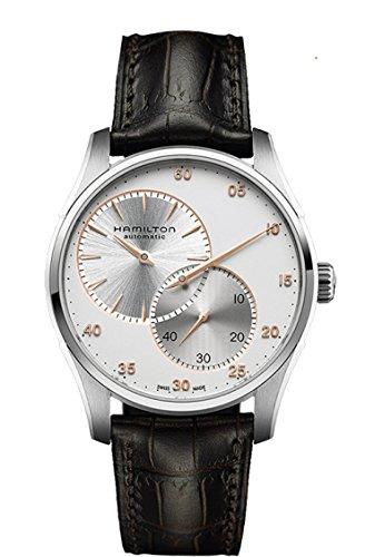 Orologio da polso uomo HAMILTON H68551153 cinturino in acciaio e argento