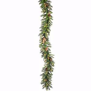 Amazon.com - Vickerman Christmas Trees A800915 Cheyenne Pine Garland