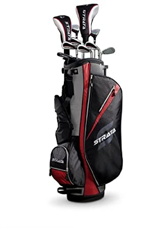 Callaway Men's Strata Complete Golf Club Set with Bag , Right Hand