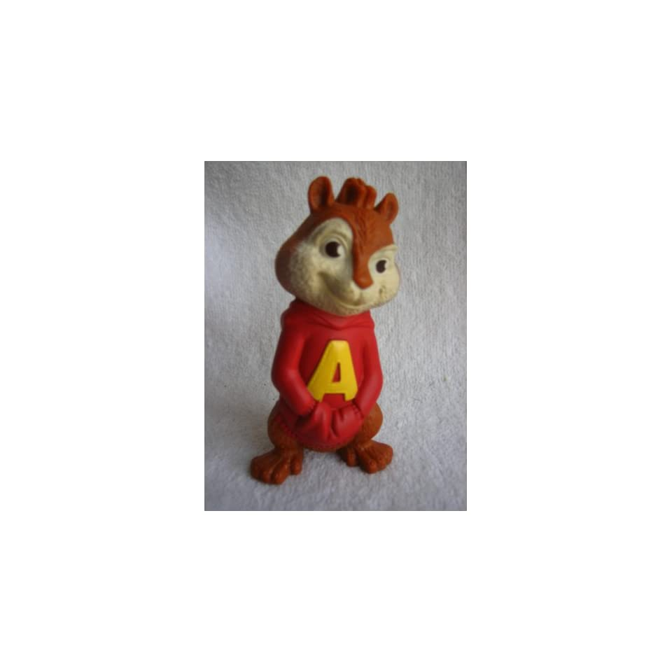 2009 The Chipmunks Squeakquel Mcdonalds Happy Meal Toy Brittany 2