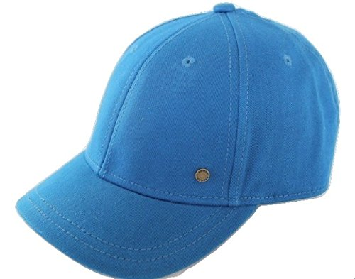 85c8d9881d34a Armani Exchange AIX Eagle Rivet Logo Baseball Hat Cap in Lake Blue E6HA762  Price in India
