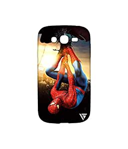 Vogueshell Spiderman Printed Symmetry PRO Series Hard Back Case for Samsung Galaxy Grand Neo Plus