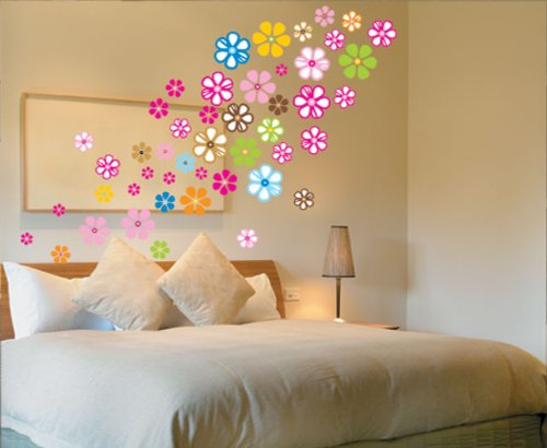 Spring Comes - Wall Decals Stickers Appliques Home Decor