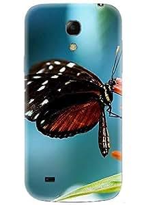 Spygen Premium Quality Designer Printed 3D Lightweight Slim Matte Finish Hard Case Back Cover For Samsung Galaxy Mega 6.3 I9200