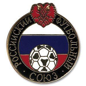 Russland Pin - Old Crest - One Size