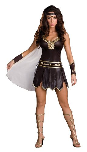 Babe-a-Lonian Warrior Adult Costume Size 10-14 Large