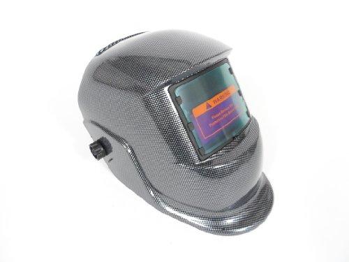 RVTravelMats Auto-Darkening Solar Powered MIG Welding Helmet TIG Welder Shield Mask (Carbon Fiber Design) at Sears.com
