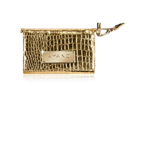 Great Sale Bling-My-Thing Wristlet/Purse for iPhone 5 (Gold)