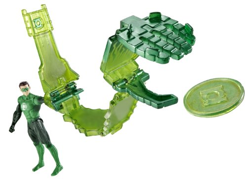 Green Lantern Battle Shifters Battle Fist Hal Jordan Figure