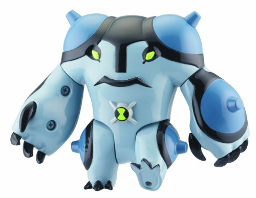 Ben 10 10cm Ultimate Cannonbolt Figure