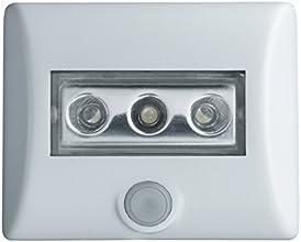 Osram LED Nightlux LED-Nachtlicht mit Bewegungsmelder und Helligkeitssensor