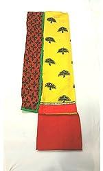 BEAUVILLE VAIIBAVAM Women's Unstiched Salwar Material (BVPCUC_65_Multi_Free Size)