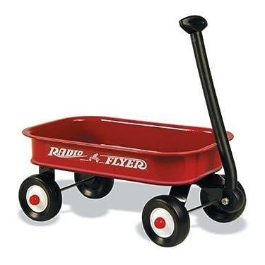 Radio Flyer Small Red Wagon