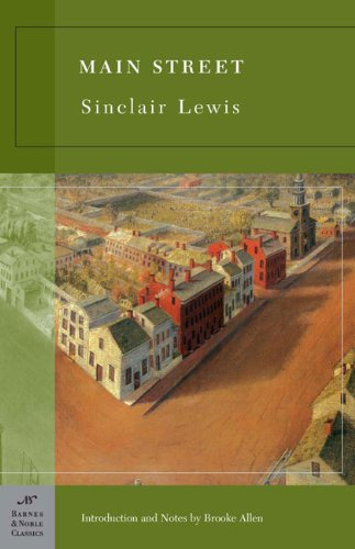 an analysis of the novel babbitt by sinclair lewis Babbitt sinclair lewis  sinclair lewis biography character list summary and analysis  the novel, babbitt rotely endorses the notion that.