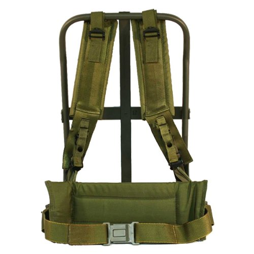 New Olive Drab Alice Pack Frame with OD Straps (Alice Backpack With Frame compare prices)