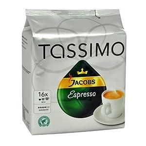 Tassimo Jacobs Espresso by Tassimo