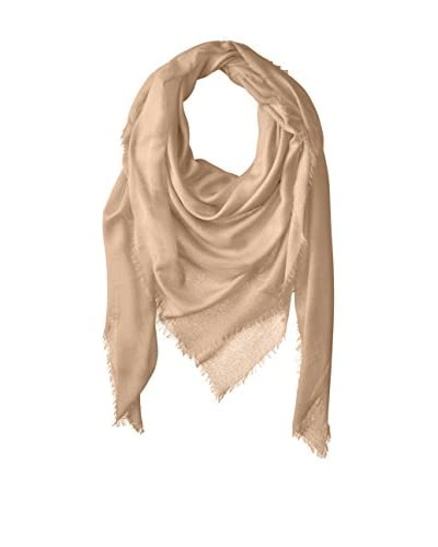 Chan Luu Women's Oversized Cashmere and Modal Scarf, Orchid Pink