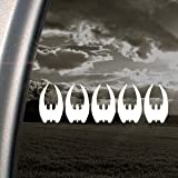 Cylon Kill Battlestar Galactica Decal Car Sticker