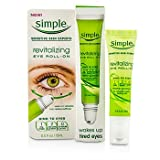 Simple Revitalizing Eye Roll-On 15ml/0.5oz