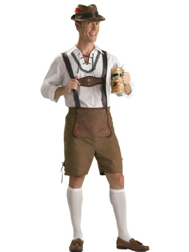 October Fest Costume Germany Lederhosen European Costume Theatrical Men Costume