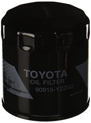 Toyota Genuine Parts 90915-YZZD1 Oil Filter 1/2 Case (QTY 5) (Toyota Camry 1997 Parts compare prices)