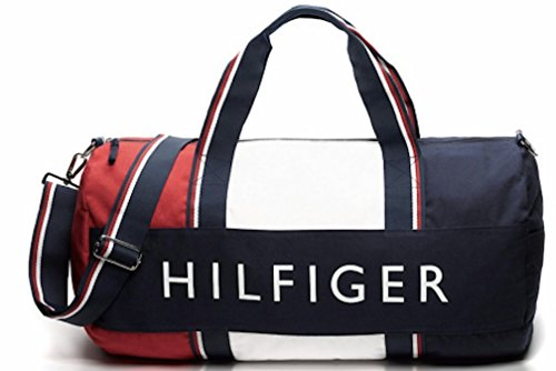 d57bae38123 (click photo to check price). 5. Tommy Hilfiger Patriot Duffle Bag ...