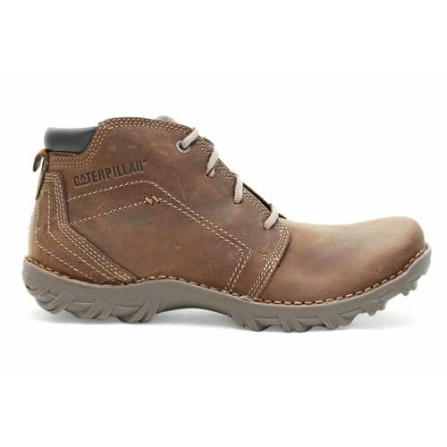 G718Dbe Caterpillar Transform Mens Leather Ankle Boots Us13Uk12
