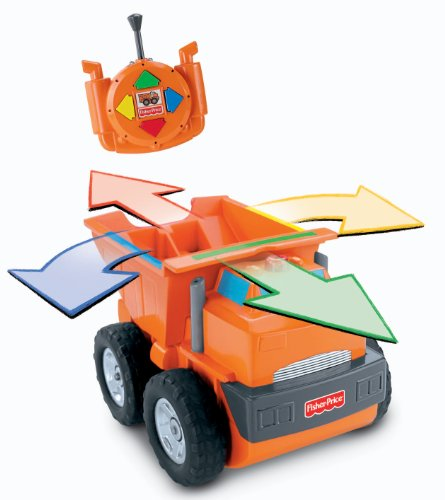 Fisher price construction toys