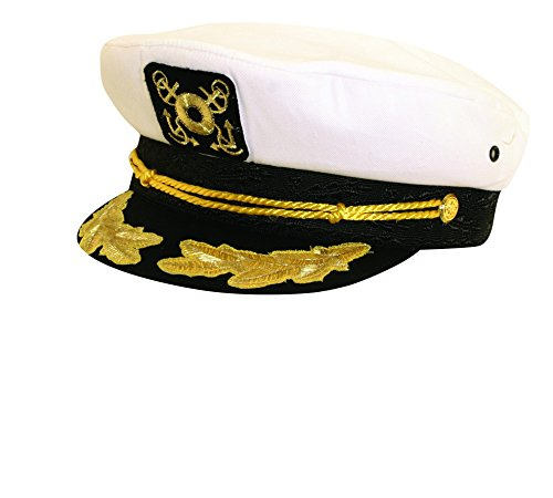 Dorfman Pacific Outdoor Captains Yacht Hat