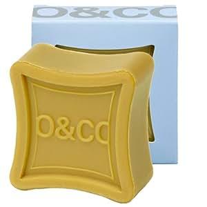 O & CO. Organic Olive Oil Soap with Verbena & Eucalyptus